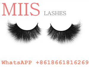 mink hair lashes 3d