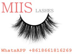 3d real mink eyelashes strip