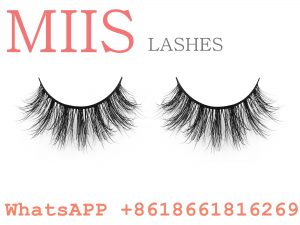 mink lashes with private label logo