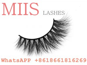 3d real mink false eye lashes