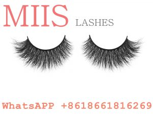 Packaging False Lashes